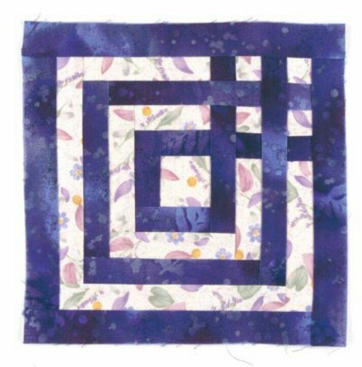 True Lovers Knot-quilt block pattern