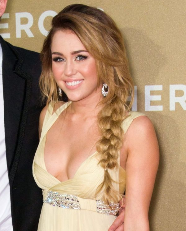 Miley Cyrus Looked So Gorgeous Miley Cyrus Pinterest Miley