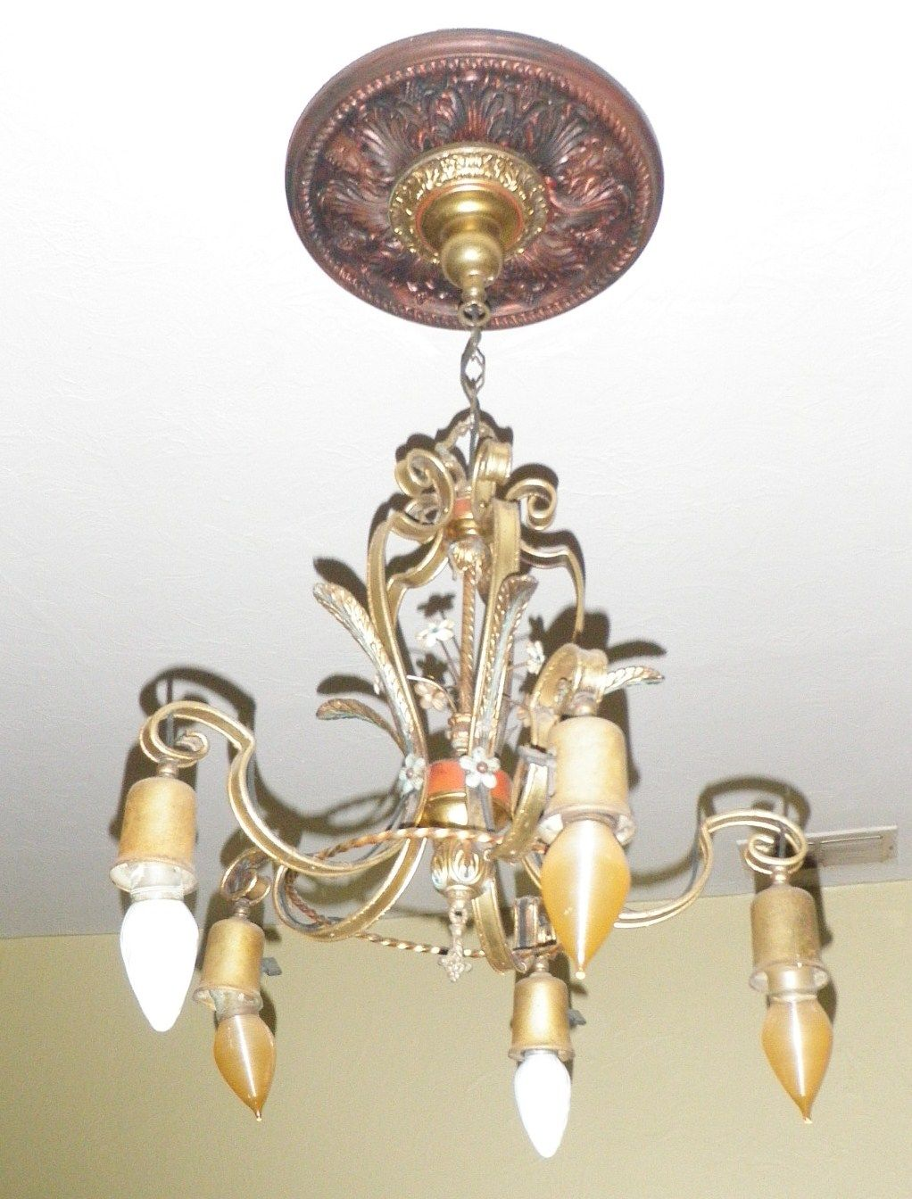 My dining room 1920s chandelier bungalow junk pinterest 1920s my dining room 1920s chandelier arubaitofo Image collections