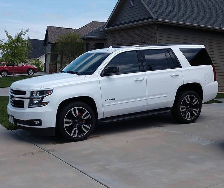 Tintworkslincoln Rst Chevytahoe Chevrolet Tahoe Findnewroads White
