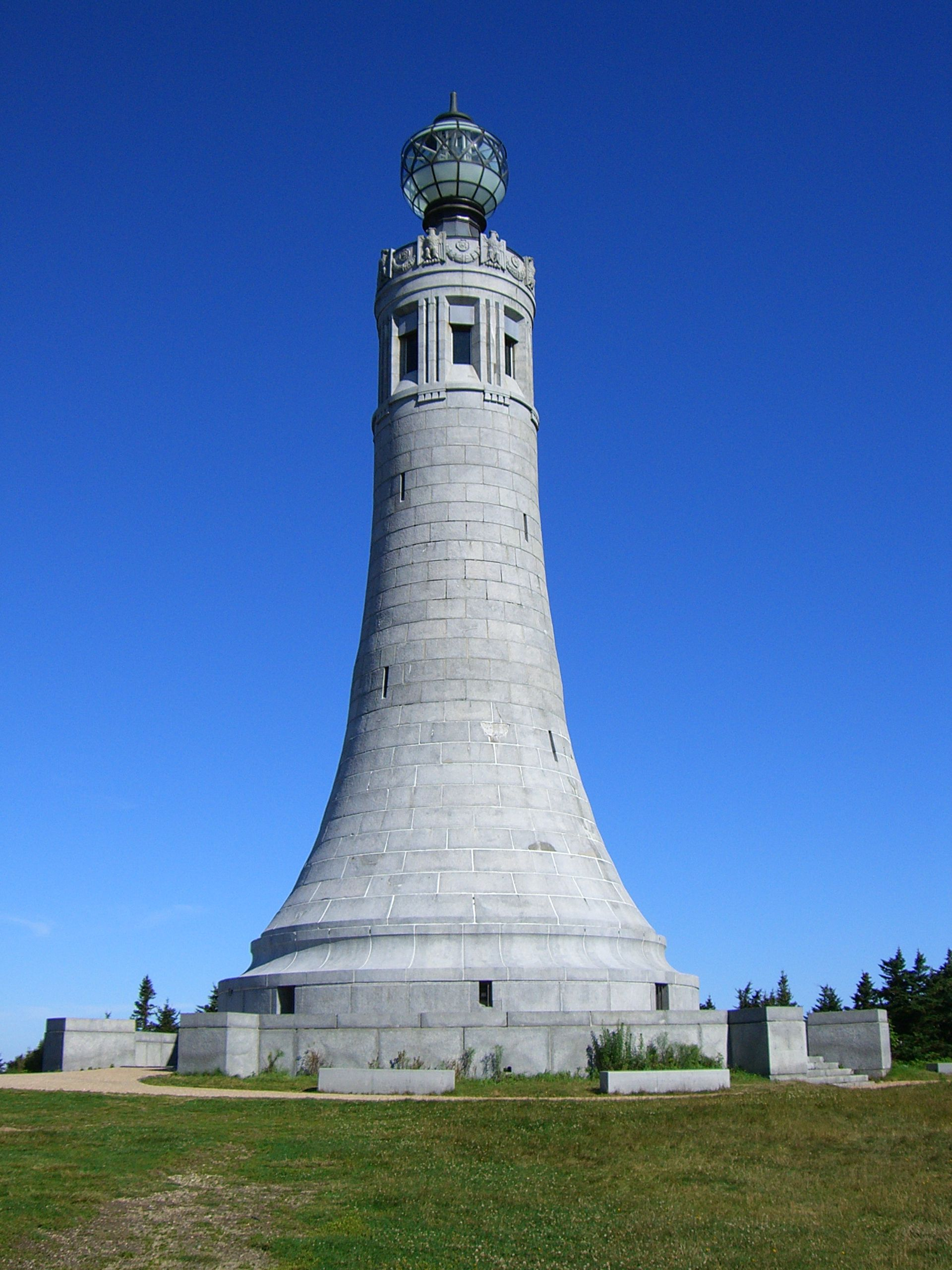 Mount Greylock Ma Lighthouse Places Building