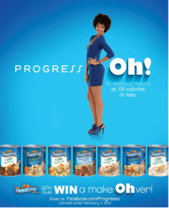 Progresso Soup T For Super Fast Weight Loss