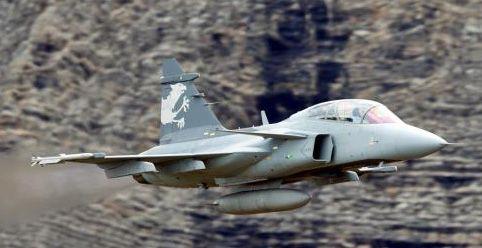 """Gripen E Will Be The Most Modern Aircraft"""