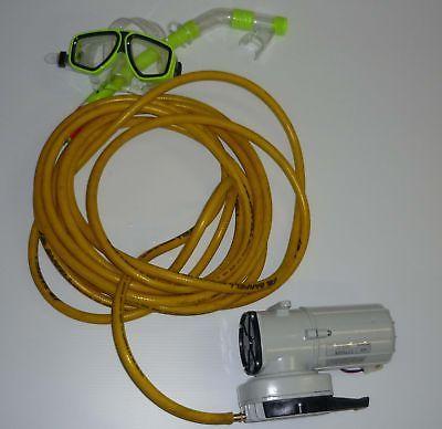 Air compressor electric dc 12v hookah diving yacht boat - Electric dive hookah ...
