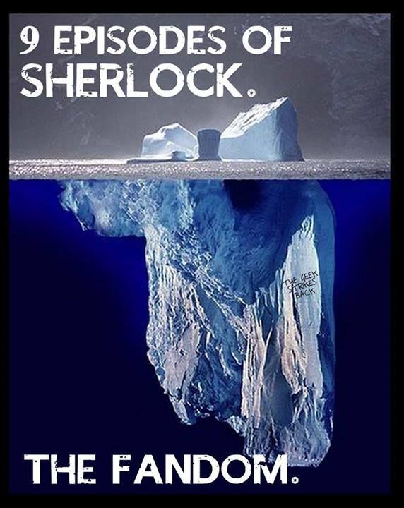 Sherlock Fandom.