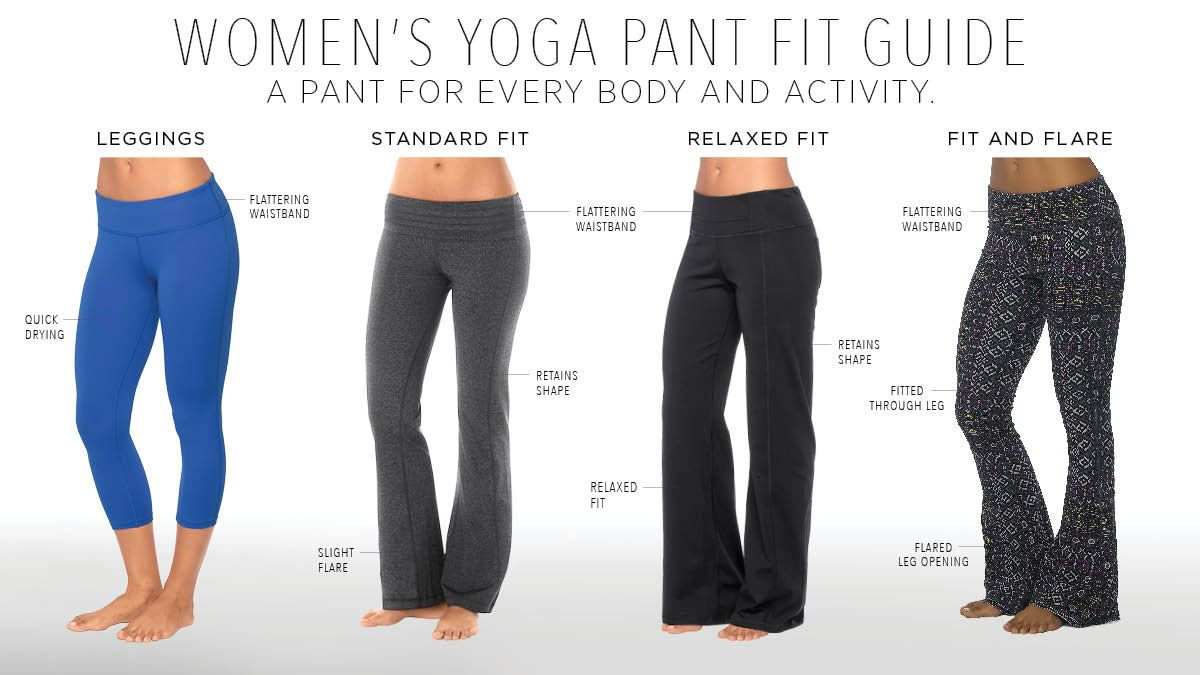 Yoga Pant Fit Guide Featured Women Prana Workout Pants Yoga Pants Women Yoga Pants
