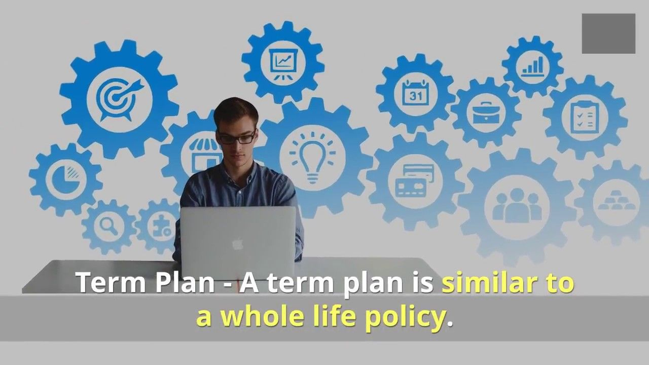 What Is A Term Plan Meaning Of Term Life Insurance Policy Life