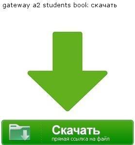 Gateway a2 teacher's book and test cd pack.