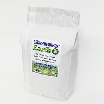 Food Grade Diatomaceous Earth 2.5 Kilograms (5.5 lb)