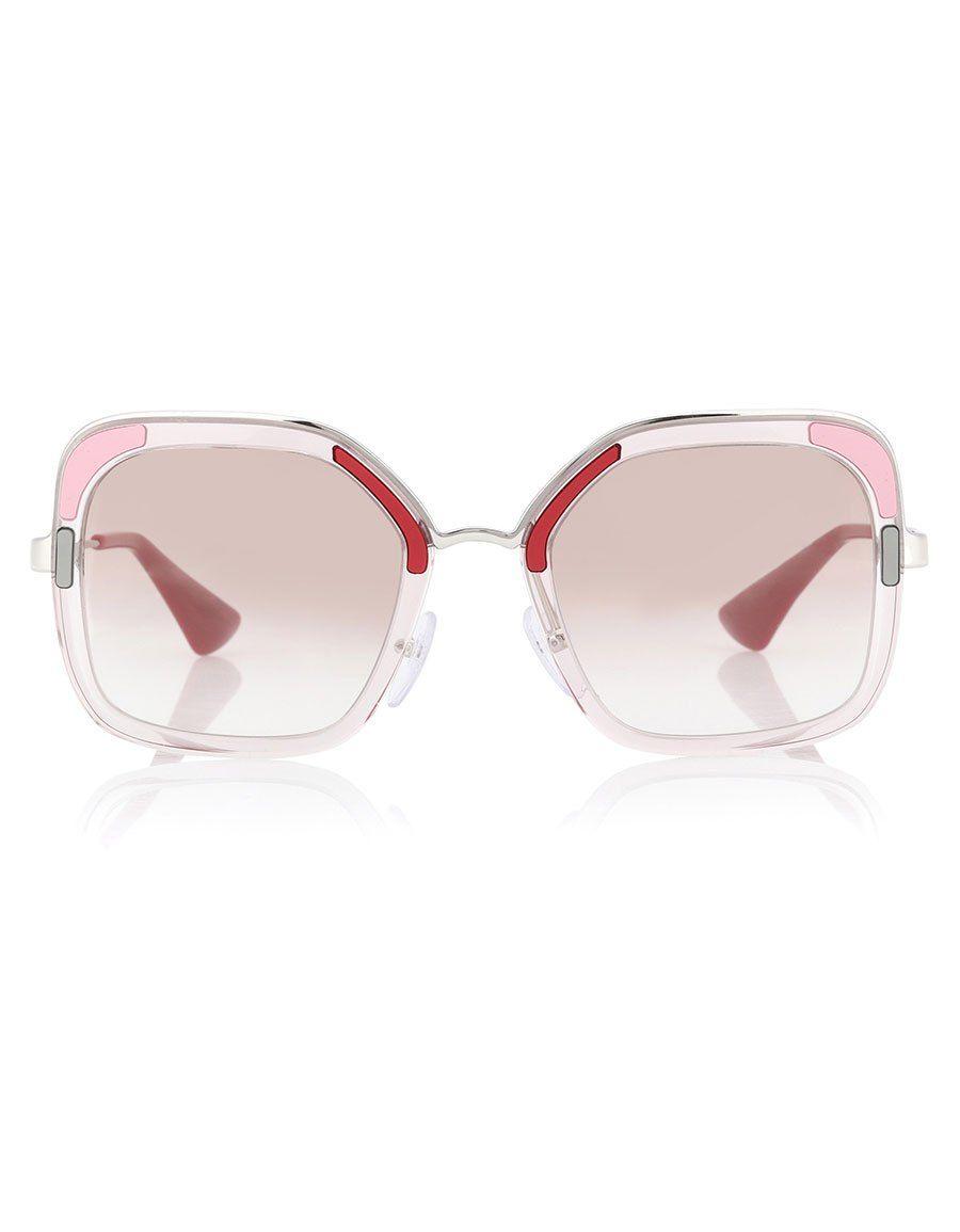 d21028f7f61 PRADA Cinéma square sunglasses · VERGLE