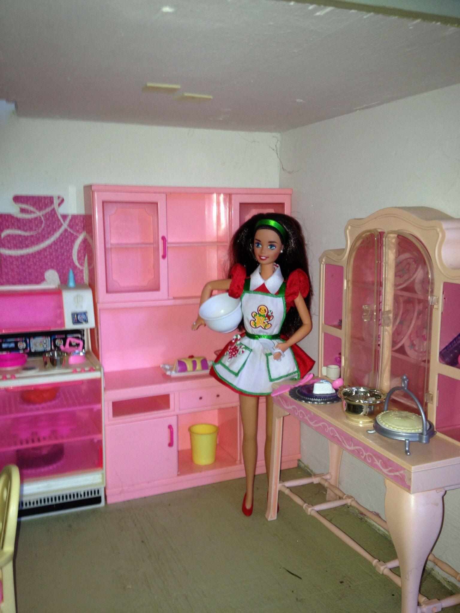Barbie Kochen