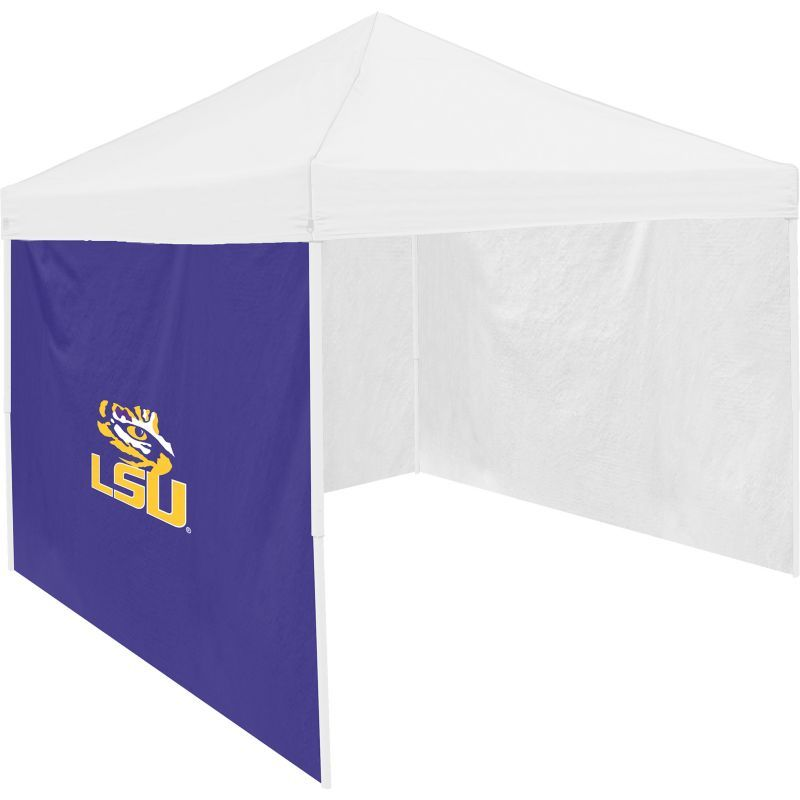 Lsu Tigers Tent Side Panel Canopy Tent Canopy Design