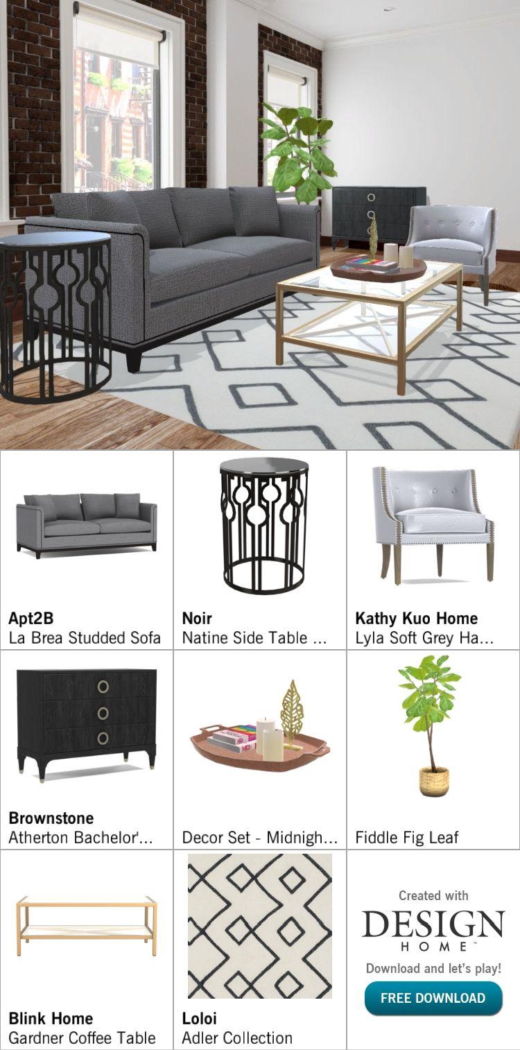 Created with Design Home!   Dianna Johnson   Pinterest