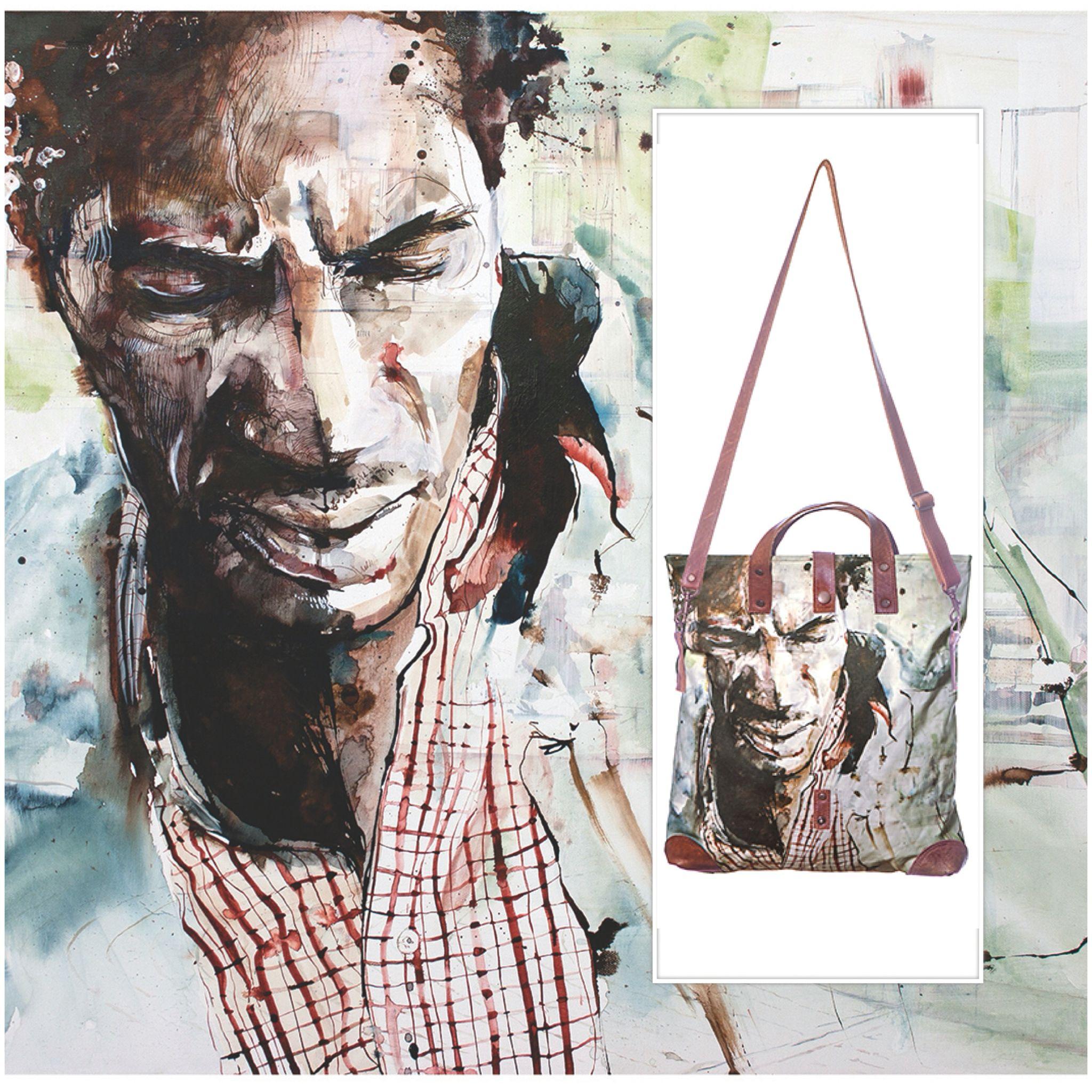 Khula bag, a piece of art.