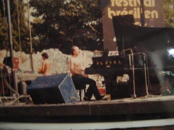 Festival de Nice - 1984 Nelson Ângelo