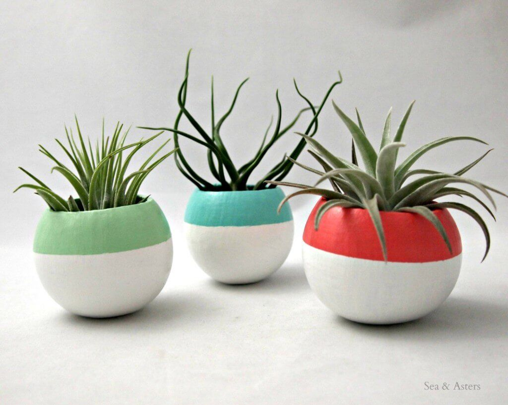 Flower pots designs for home | succulents | Pinterest | Flower pot ...