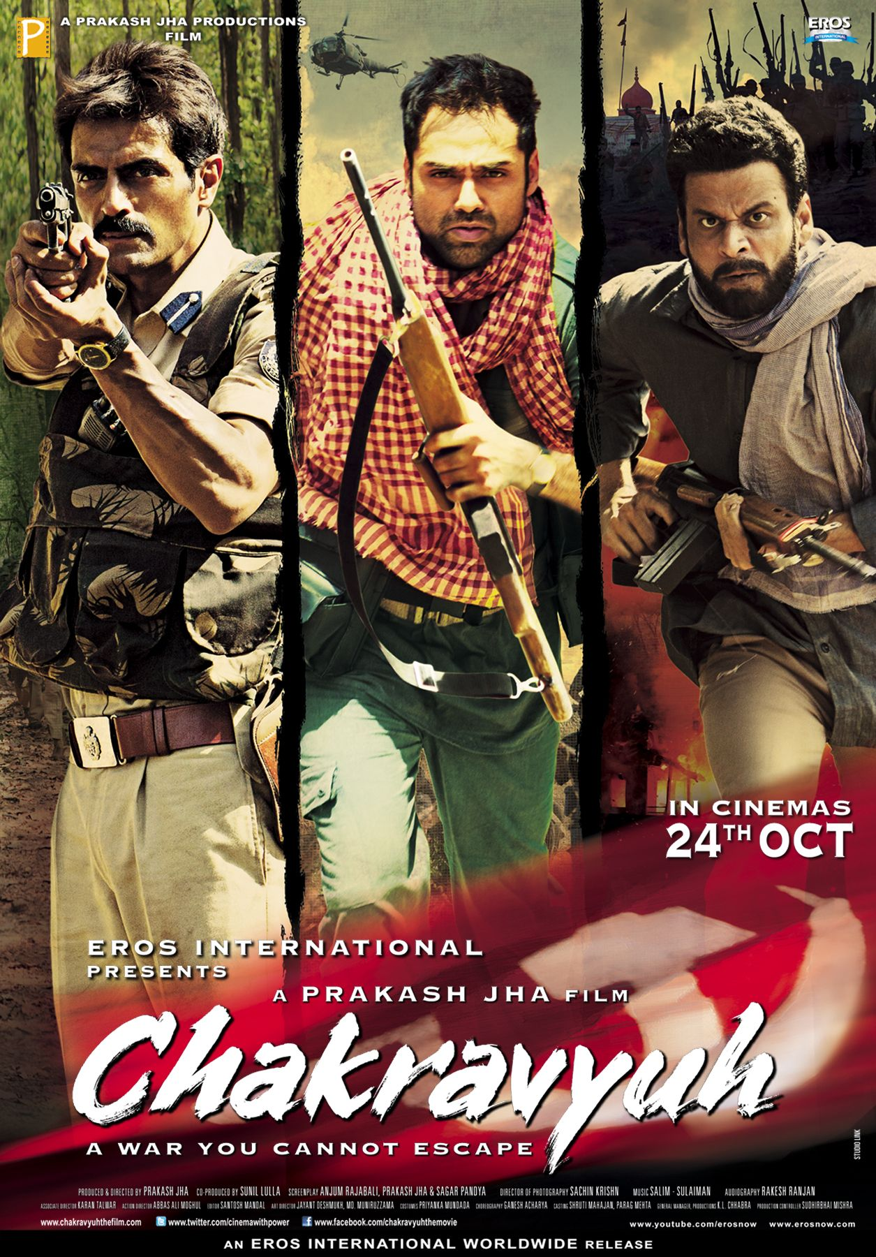 '' Bollywood '' Movies CHAKRAVYUH Hindi movies online