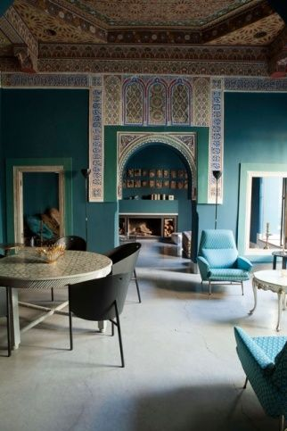 riad renovated in marrakech