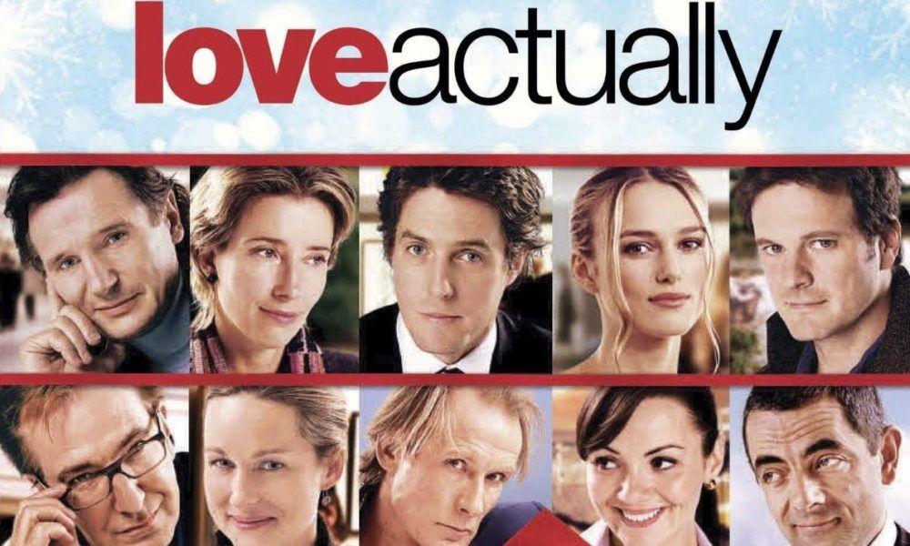 5 Film Klasik Romantis Bertema Natal Love Actually Film Klasik Film