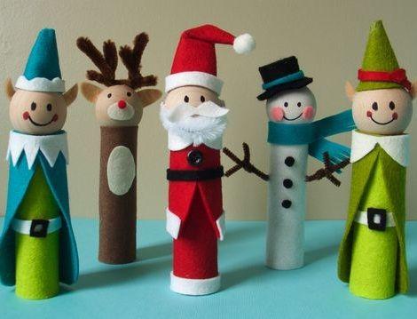 manualidades de Navidad fáciles para niños! Si buscas ideas para ...