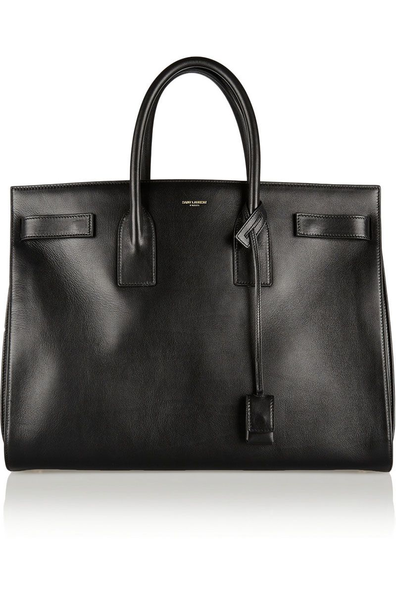 12 Perfectly Chic Work Bags Leather Handbags