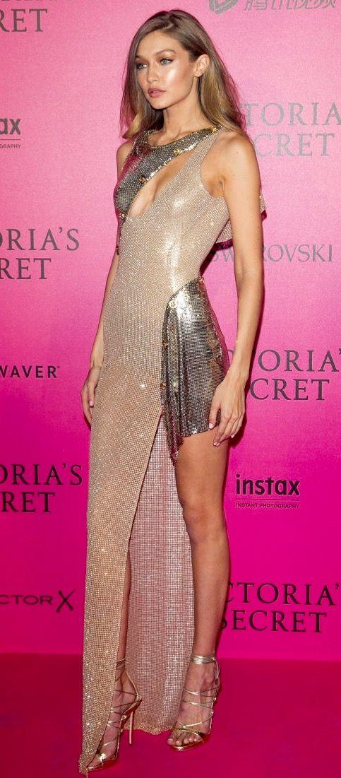 Gigi Hadid || Pinterest ↠ arudnicki | glam | Pinterest | Vestiditos ...