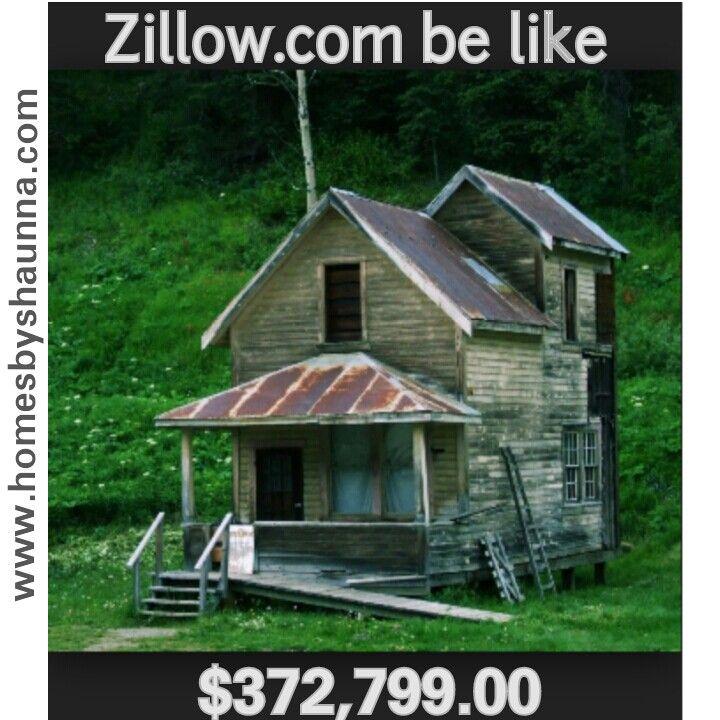 Zillow realtor funny meme | Memes | Real estate humor, House