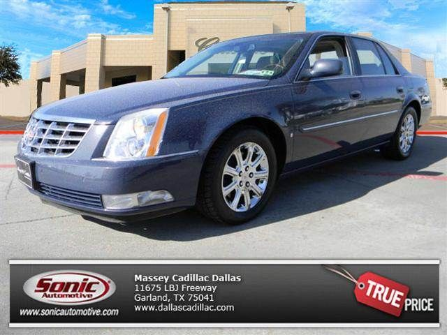 2008 Cadillac Dts W 1sd Forsale Dallas Plano Garland Tx