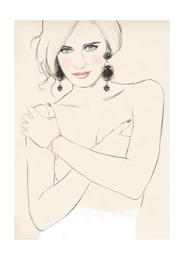 Judith van den Hoek #draw #illustration