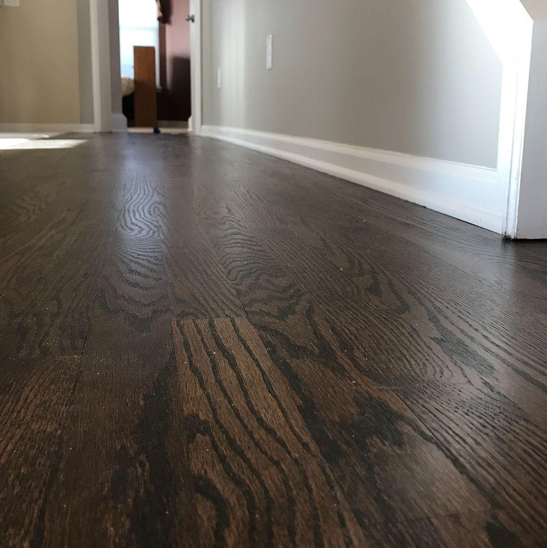 Duraseal Espresso White Oak Hardwood Floors Staining Wood