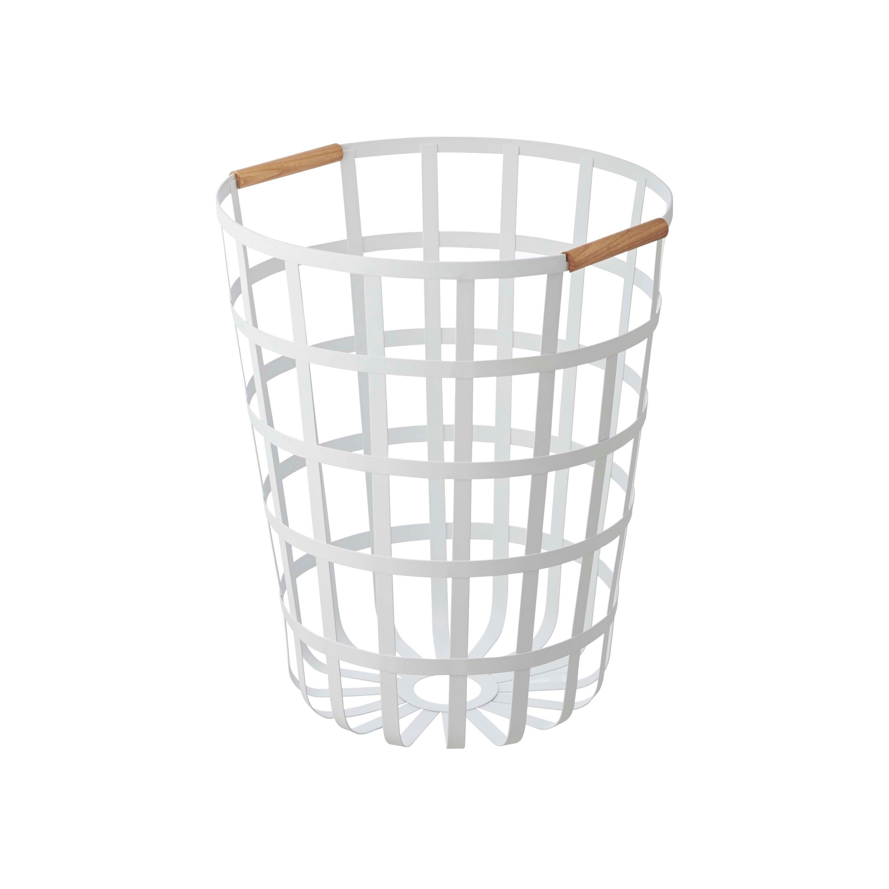 The Stylish Look Of This Handy Laundry Basket By Yamazaki Can Hold