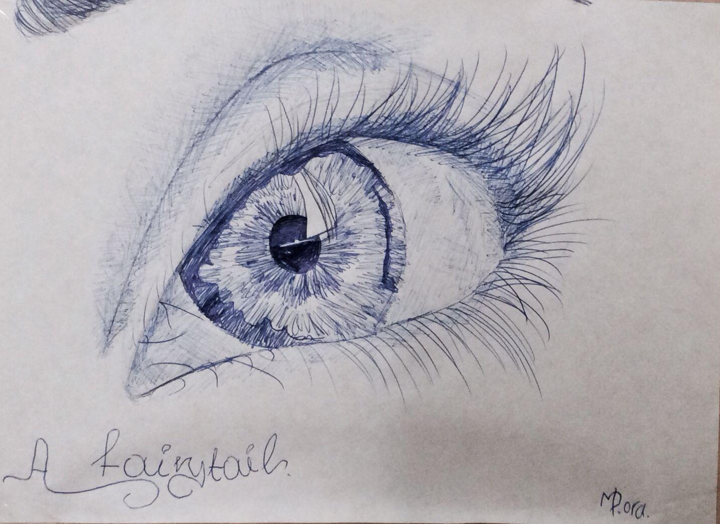 I spent 2 pens to make it !!!! Do you like it ???