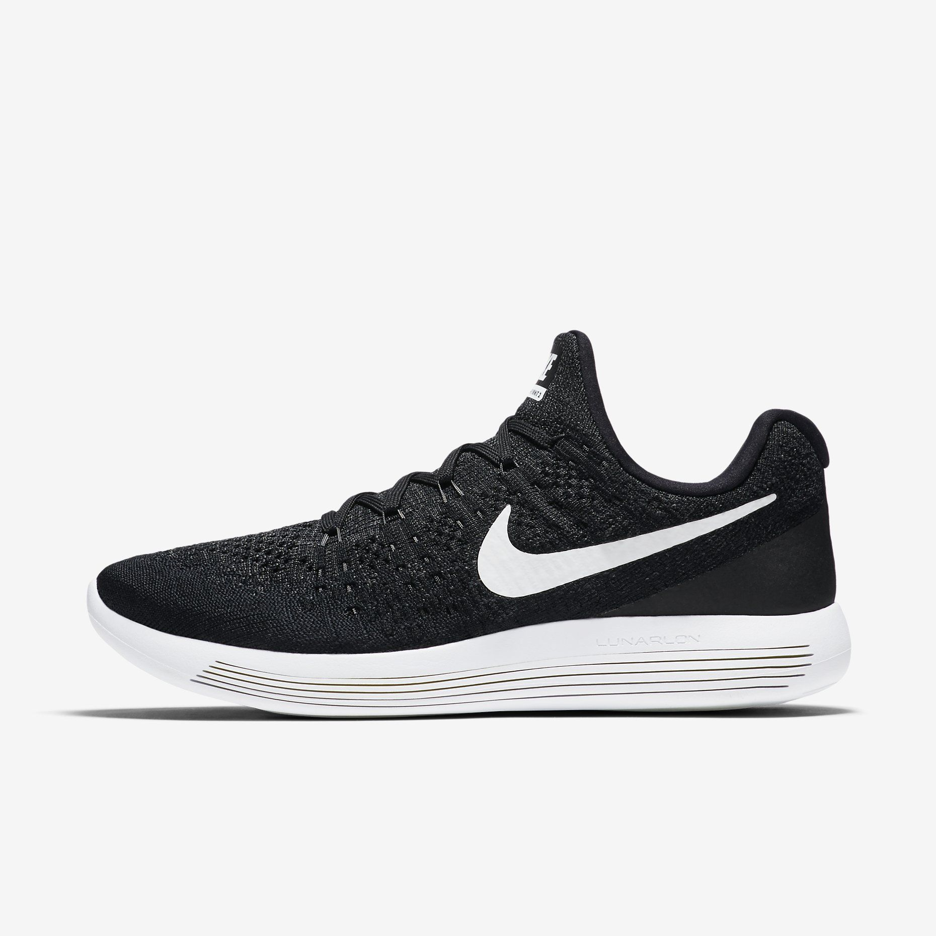 info for 7ac42 33492 Nike LunarEpic Low Flyknit 2 Laser sipes cut into the outsole create a  smooth transition from heelstrike to toe-off.