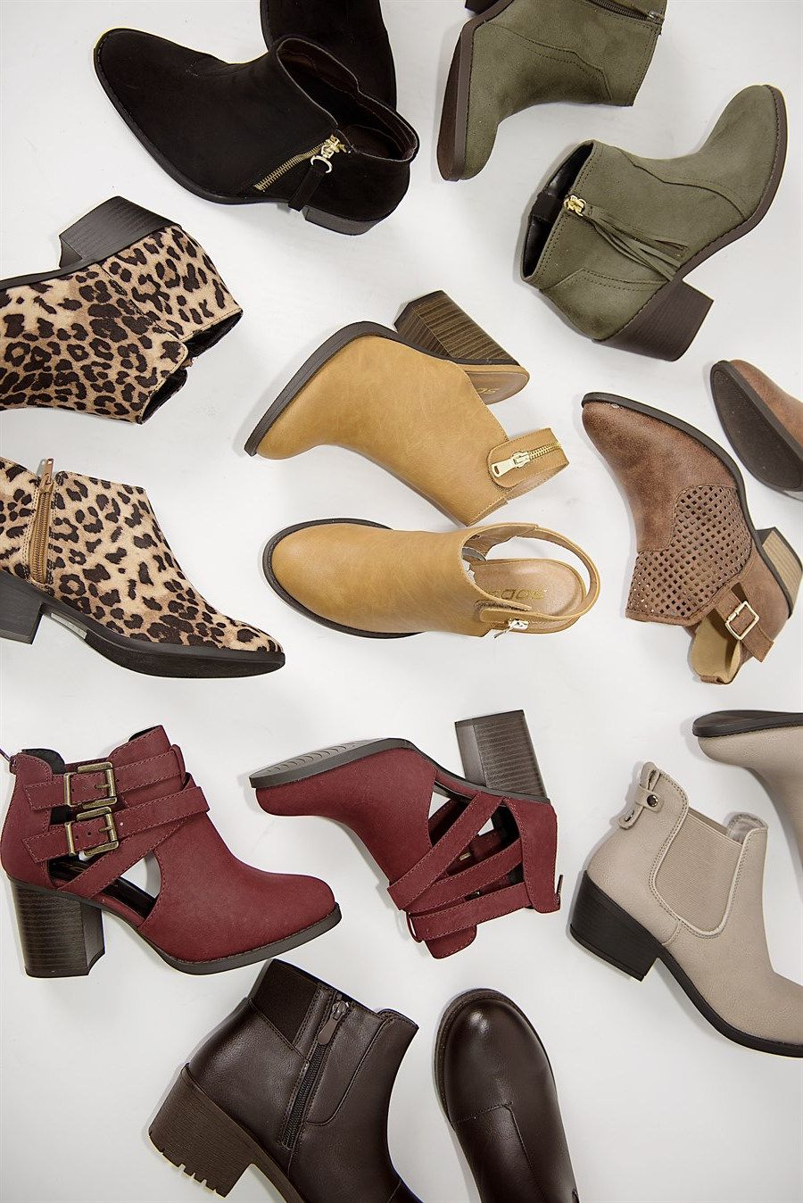 Ankle Boots Event! Love these shoes for Fall!