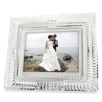 Waterford; 8-Inch Crystal Digital Photo Frame - can change pictures ...