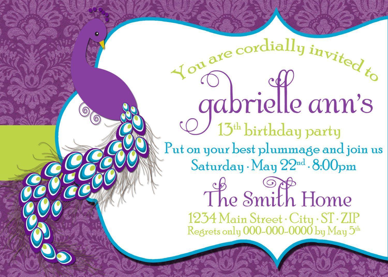 birthday party invitation dress code wording – Wording for a Party Invitation