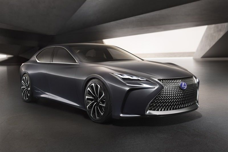 Lexus Lf Lc Price >> 2019 Lexus Lf Lc Price And Specification Approaching 2019 Lexus Lf