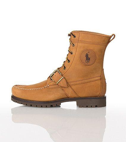 Polo Footwear Mens Ranger Boot Brown Ranger Boot Boots Brown Boots
