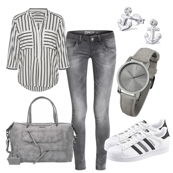 Photo of GreysDay Outfit – Leisure Outfits at FrauenOutfits.de