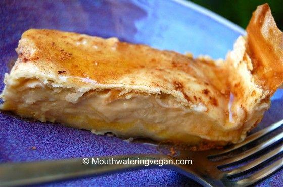 Galaktoboureko Greek Custard Slice Vegan Ingredients 1 350 G