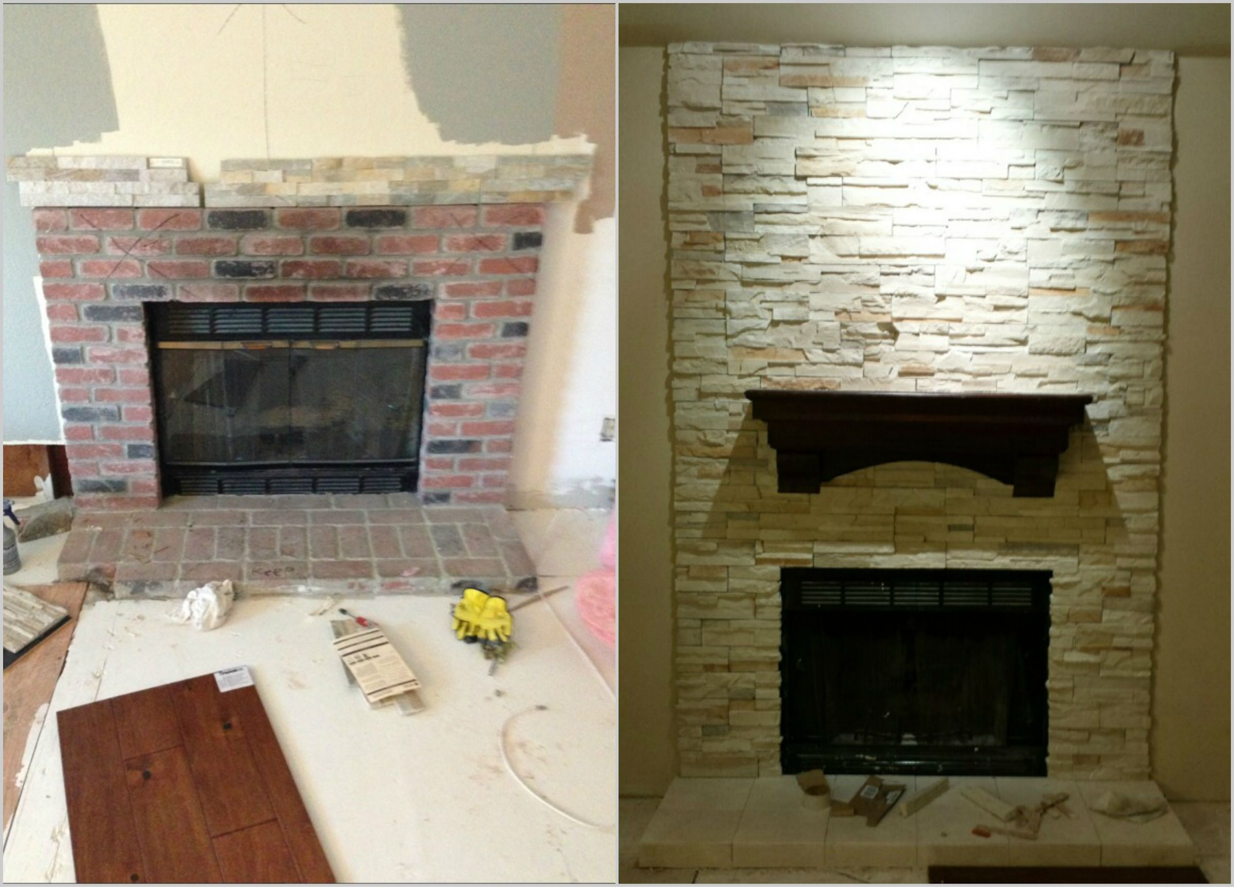 Tiletuesday Features An Awesome Before And After Series Via The
