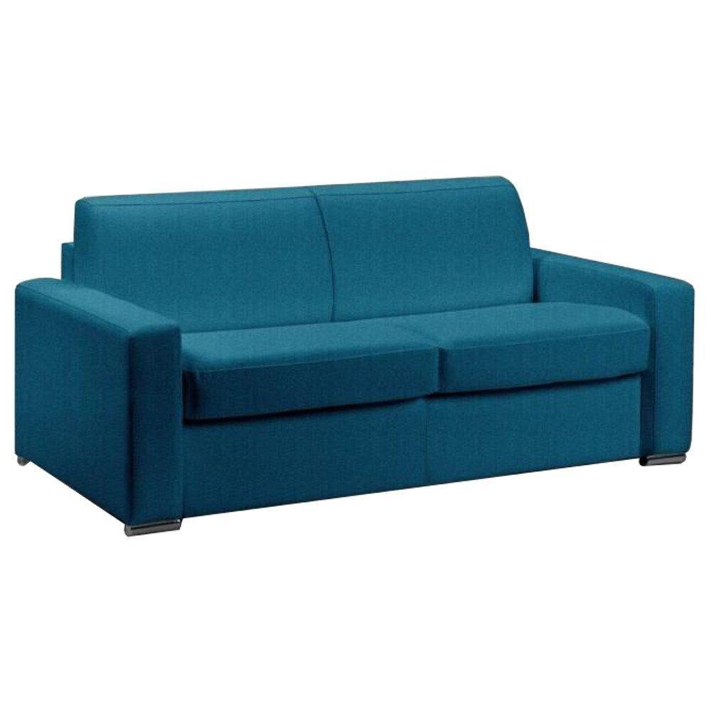 Canape Convertible Rapido Master 140cm Matelas 18cm Sommier Lattes Renatonisi Home Decor Furniture Home
