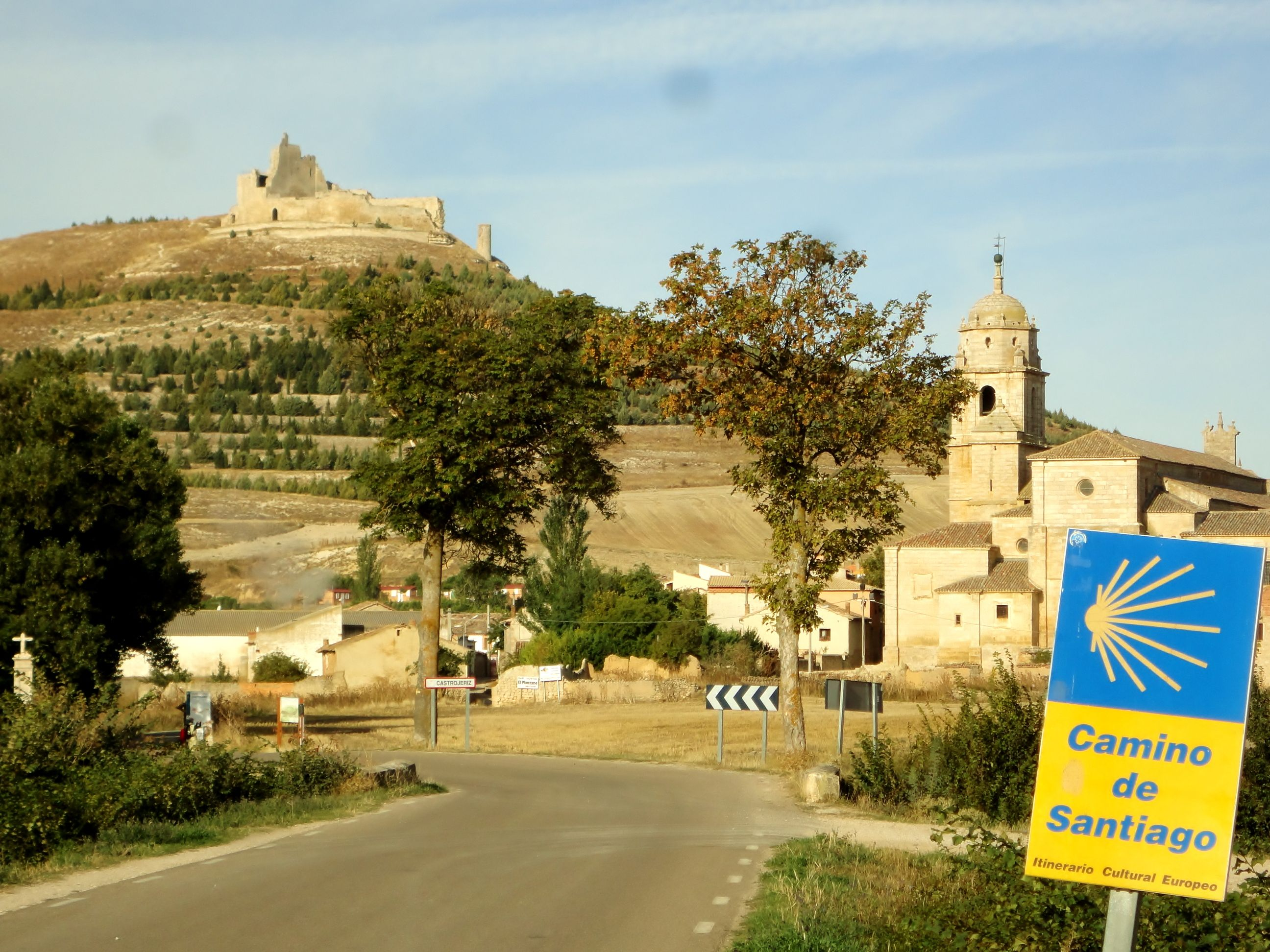 El Camino De Santiago Is One Of The World S Great Pilgrimage Routes And Also A Unesco Worl Adventure Is Out There Camino De Santiago Unesco World Heritage Site