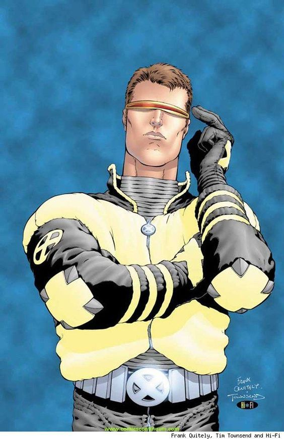 Cyclops by Frank Quitely, Tim Townsend and Hi-Fi: