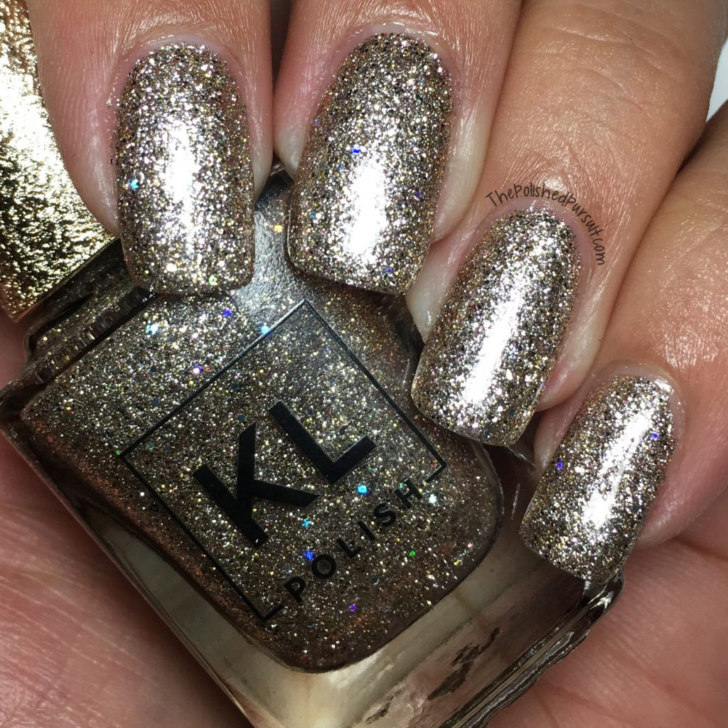 Das Esspensive XXV by KL Polish | Manicure, Manicure ideas and Mani pedi