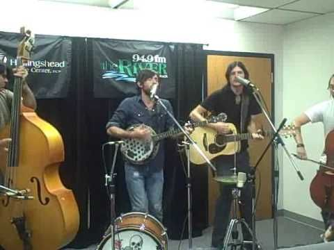"Avett Brothers-Laundry Room. 94.9 ""The River"" www.riverinteractive.com"
