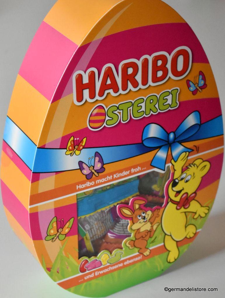 Easter Egg Gummi Candy Assortment 210g