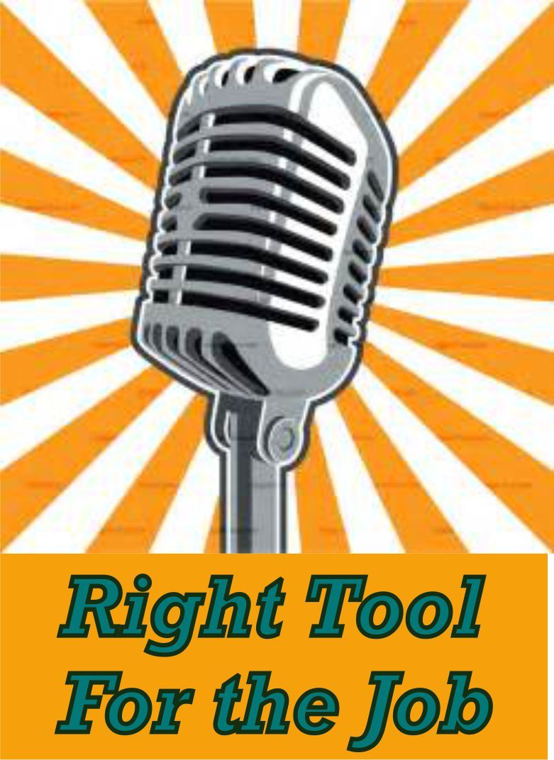 Pin By The Right Tool For The Job Pod On Logo Concepts Clip Art Old Microphone Pop Art