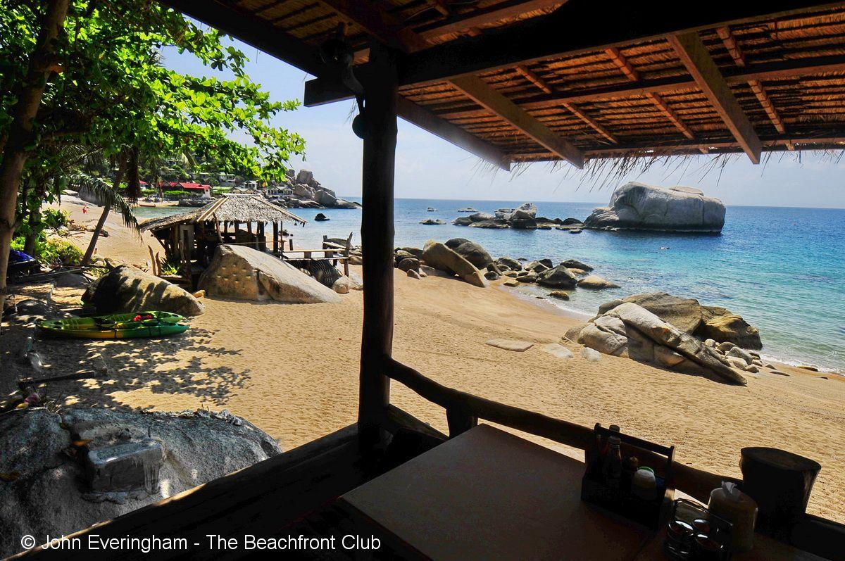 Mountain Reef Resort, Tanote Bay, Koh Tao, Thailand