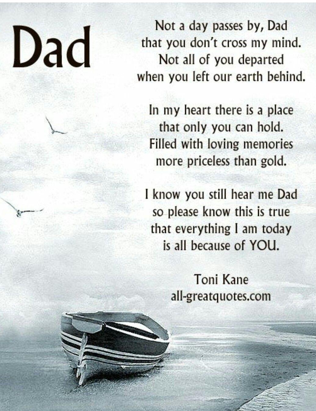 Pin By Smita Gunjan On Dad Dad Quotes Miss You Dad Dads
